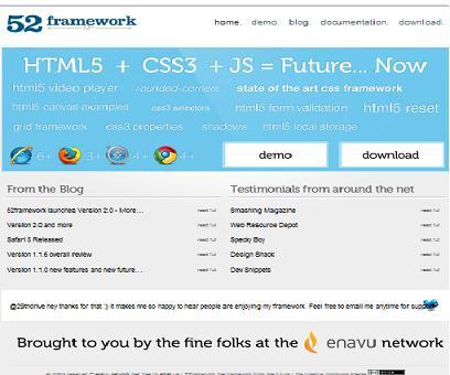Preview of 52 Framework  system