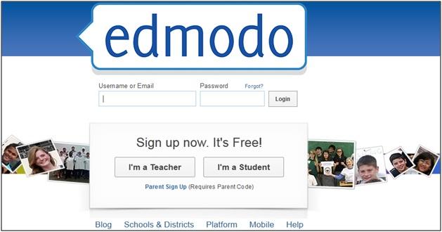 Edmodo Social Network