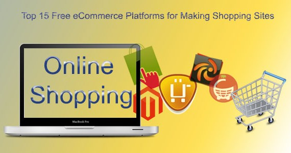 eCommerce Platforms for Shopping Sites