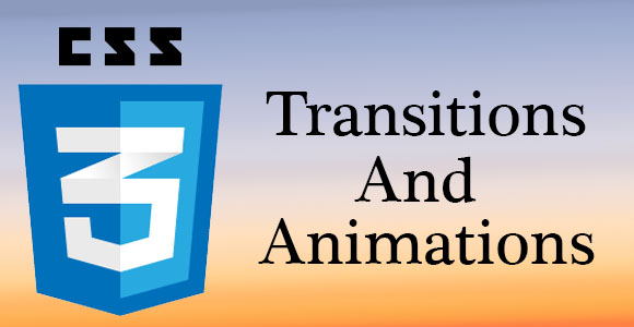 CSS3 - Transitions & Animations