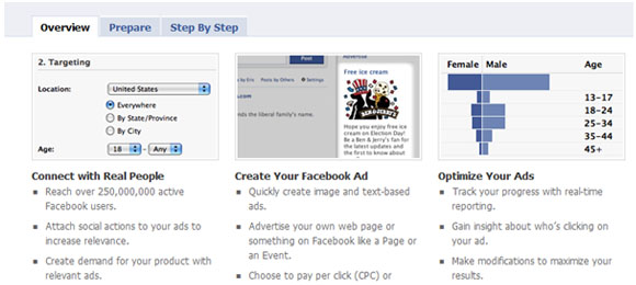 Advertising on Facebook