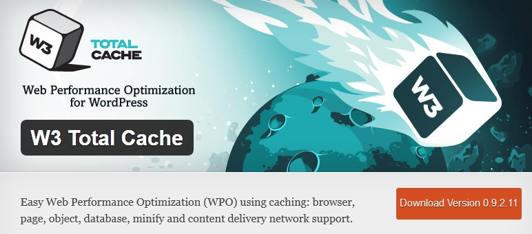 W3 Total Cache - WordPress Plugin