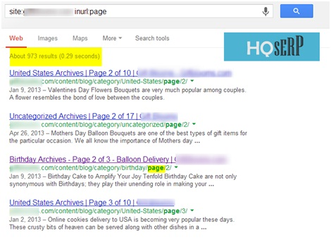 google site command