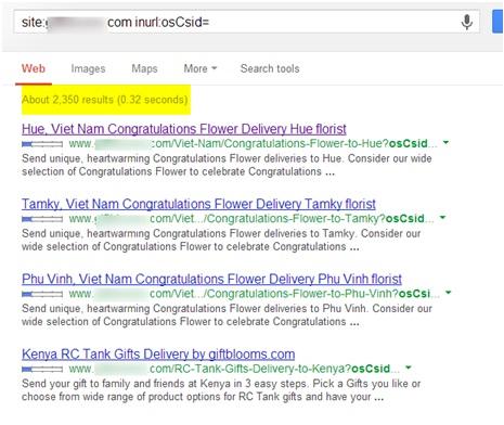 google -site commond