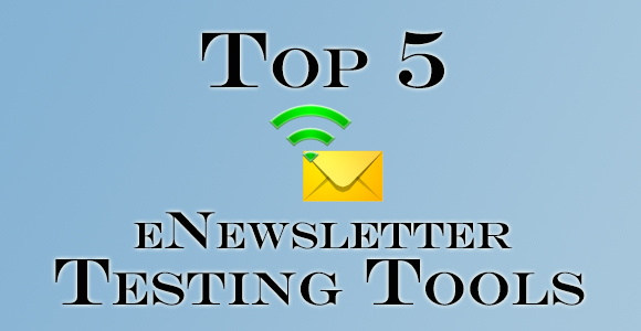 eNewsletter-testing-tools