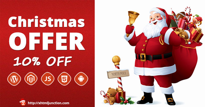 XHTMLJunction Christmas Offer
