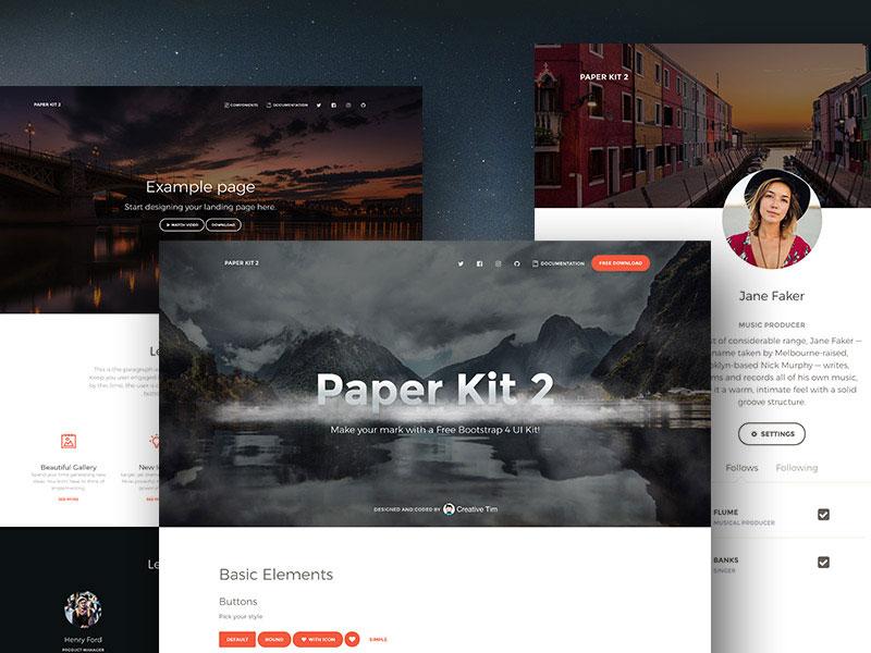 Paper Kit 2