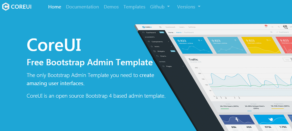 12 Best And Free Bootstrap Admin Templates Xhtmljunction