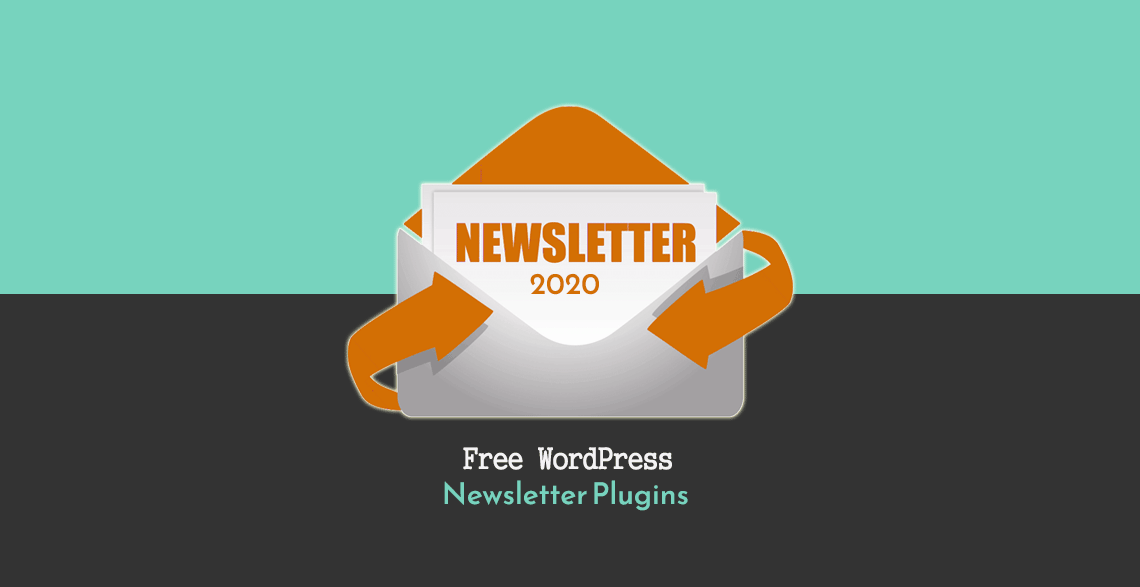 Free WordPress Newsletter Plugins